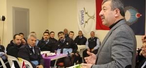 Darıca'da Zabıta ek hizmet binası açıldı