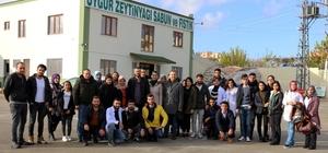 NTO'dan Üniversite öğrencilerine firma ziyareti