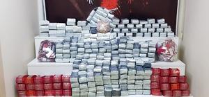 Kocaeli'de durdurulan tırda 251 bin 530 adet sentetik ilaç ele geçirildi Olayla ilgili 4 kişi gözaltına alındı