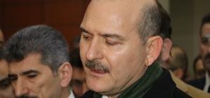 """Bakan Soylu: """"Memleketimize bundan sonra da faydası dokunacak kahraman bir evladımızı kaybettik"""" İçişleri Bakanı Süleyman Soylu: """"Hiç beklemediğimiz ve ummadığımız bir olayla bugün karşılaştık"""" """"Personel Şube Müdürü Ercan Polat'ın müdahalesi devam ediyor"""""""