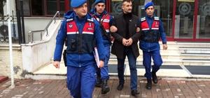 Hapis cezası bulunan şahıs yakalandı