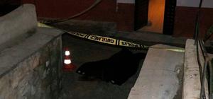 Apartmanın 5. katından düşen kişi öldü