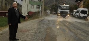 Büyükşehir temizlik çalışmalarını Nazilli'de sürdürdü