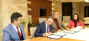 NEVÜ İle Kapadokya Üniversitesi arasında 'Eğitimde İşbirliği Protokolü' imzaladı