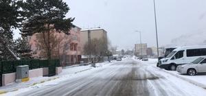 Çıldır'da kar yağışı