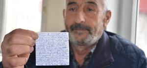 """Kansere yenik düşen askerin son mektubu ortaya çıktı Hakkari'nin Çukurca ilçesinde örev yapan piyade sözleşmeli er Hulusi Demirci, yaklaşık 2 yıl önce kemik ezilmesi sonucunda yakalandığı kanser hastalığına yenik düşerek hayatını kaybetti Demirci, mektubunda, """"Hayatımın ya başındayım ya da sonundayım. Hastayım; kanser oldum. Bacağıma protez takıldı. Oysa ben çok çalışmak ve hedeflerime ulaşmak istiyorum. Ve bunu nasıl becereceğimi ve nasıl yapacağımı bilmiyorum"""" ifadelerini kullandı """"Bunu okuyorsanız sizden bir dileğim var. Betül okusun. Her ne olursa olsun okusun. Kardeşim Cuma'ya sahip çıkın. Abim Yusuf, dünyanın en saf ve en şefkatli kalbine sahip. Ben ne dersem yapıyor. Üzmeyin abimi"""""""