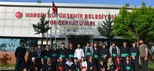 Mardin'de 5 bin 300 kişiye sanat eğitimi verildi