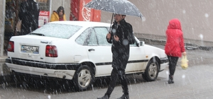 Ağrı'da 11 köy yolu ulaşıma kapandı
