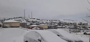 Kırşehir'de  kar yağışının ilçe merkezli olması bekleniyor