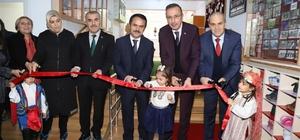 Nevşehir Belediye Başkanı Seçen, yöresel ürünler ve çocuk oyunları şenliğine katıldı