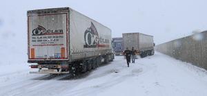 GÜNCELLEME - Doğu Anadolu'da kış