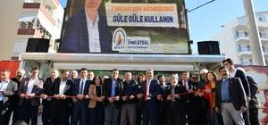 Muratpaşa'da 7 parkın toplu açılışı yapıldı