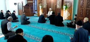 Aydınlıkevler Camisinde Sabah namazı programı