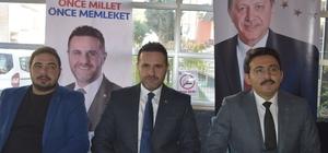 """AK Parti Burdur Belediye Başkan Adayı Kurt: """"Bizlere, Burdur'u almadan gelmeyin dedi"""""""