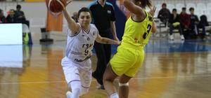 Çukurova Basketbol, Avrupa'da dolu dizgin Kadınlar EuroCup: Çukurova Basketbol: 84 - A3 Basket: 58