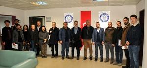 ADÜ Teknokent'te maden sektörü temsilcileri bir araya geldi