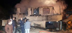 Düzce'de çıkan yangında 3 çocuk hayatını kaybetti