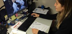 Milli Güreşçi Yasemin Adar, AA yılın fotoğrafları oylamasına katıldı