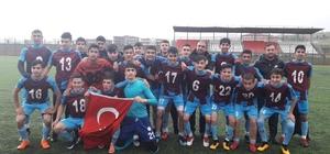 Trabzonspor formasıyla şampiyon oldular