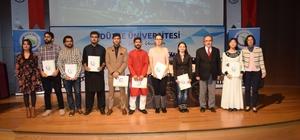 Yabancı uyruklu öğrenciler ülkelerini ve üniversitelerini anlattı
