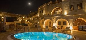 Türkiye'nin en iyi butik otel ödülü Kapadokya'ya verildi