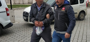 Samsun'da 1 şüpheli uyuşturucu ticaretinden adliyede