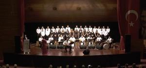 Firma çalışanları tarafından kurulan koro ilk konserini gerçekleştirdi