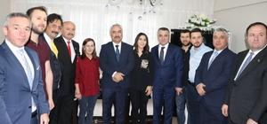 İçişleri Bakan Yardımcısı Mehmet Ersoy, Kırklareli'nde