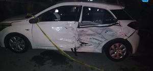 Zonguldak'ta iki otomobil çarpıştı: 6 yaralı