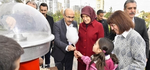 """""""Çocuklar ekranla değil akranla büyüsün"""" etkinliği Adana Valisi Mahmut Demirtaş: """"Kötülüklerden ve kötü alışkanlıklardan uzak durun"""""""