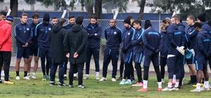 Adana Demirspor, Başakşehir maçı hazırlıklarına başladı
