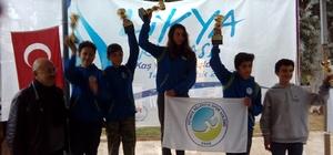 Likya Kupası Yelken Yarışları sona erdi