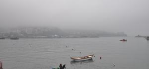 Zonguldak sis altında