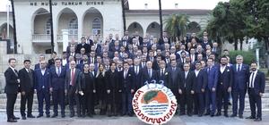 """MTSO 133'üncü yaşını kutladı MTSO Meclis Başkanı Hamit İzol: """"MTSO, Mersin'in ticari hayatının gelişmesinde her zaman öncü rol üstlendi"""""""