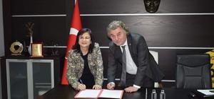 Çaycuma TSO ve İŞKUR yeni yıla imzaları attı 12 Girişimcilik Eğitimi verilecek