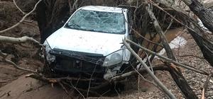 Sular çekildi kayıp araç ortaya çıktı