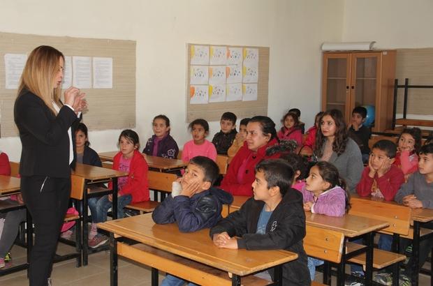 Köy okullarında  'Organik Tarım' eğitimleri devam ediyor