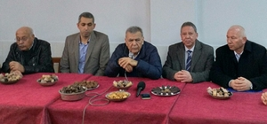 Kocaoğlu, Birgi'deki vatandaşlardan helallik istedi