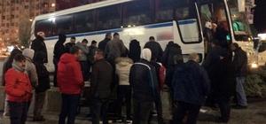 Servis otobüsü yayaların arasına daldı: 1 ölü, 2 yaralı İzmir'de ortalığı savaş alanına çeviren kaza anı güvenlik kameralarına yansıdı