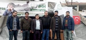 İHH Yemen için yardım kampanyası başlattı