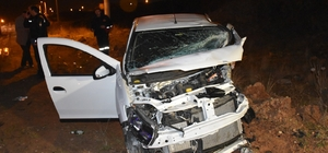 Spin atan sürücü zincirleme kazaya neden oldu: 8 yaralı