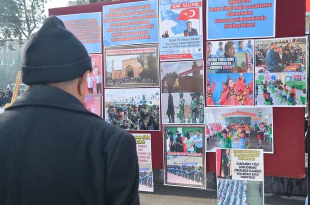 doğu türkistan resik sergisi resimlerı ile ilgili görsel sonucu