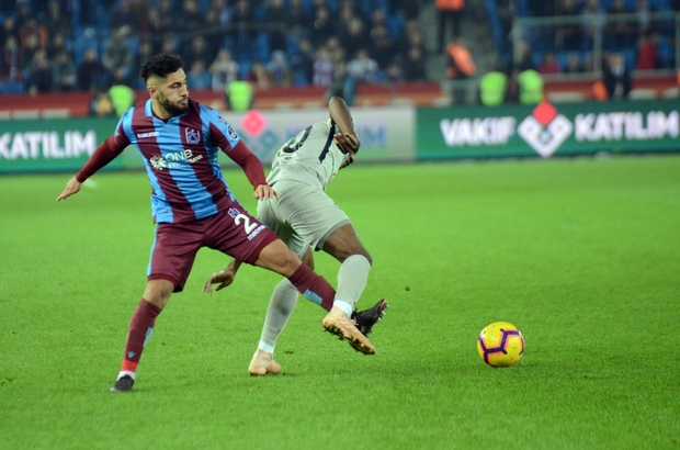Trabzonspor: 4 - Çaykur Rizespor: 1 MAÇ SONUCU
