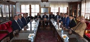 """MHP Kastamonu İl Teşkilatı, 26 Aralık Çarşamba Günü Aday Tanıtım toplantısını gerçekleştirecek Milliyetçi Hareket Partisi Kastamonu İl Başkanı Yüksel Aydın: """" Bizim önceliğimiz her zaman Kastamonu'dur"""""""