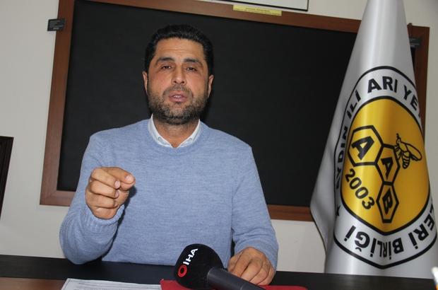 """Tarım Bakanlığı, aldığı kararla arıcıları sevindirdi Aydın Arı Yetiştiricileri Birliği Başkanı Ayhan Özdemir: """"Bu karar arıcılar için çok önemli, Bakanlığın sahte bal ile mücadelede de benzer karar almasını bekliyoruz"""""""