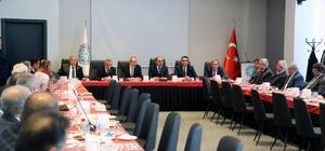 İl Ekonomi Toplantısı Vali Günaydın Başkanlığında Yapıldı