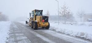 Çorum'da 520 köy yolu kapalı