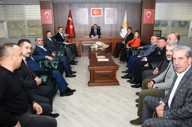 Adana Haberleri: AK Parti teşkilatından kan bağışı kampanyası 45