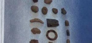 Nazilli'de 104 adet tarihi eser ele geçirildi