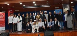 Sungurlu'da Yunus Emre programı
